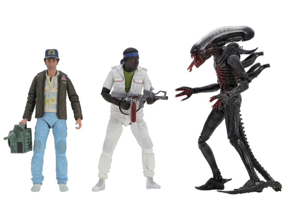 NECA Alien Big Chap Bloody 40th Anniversary Action Figure Official IN STOCK