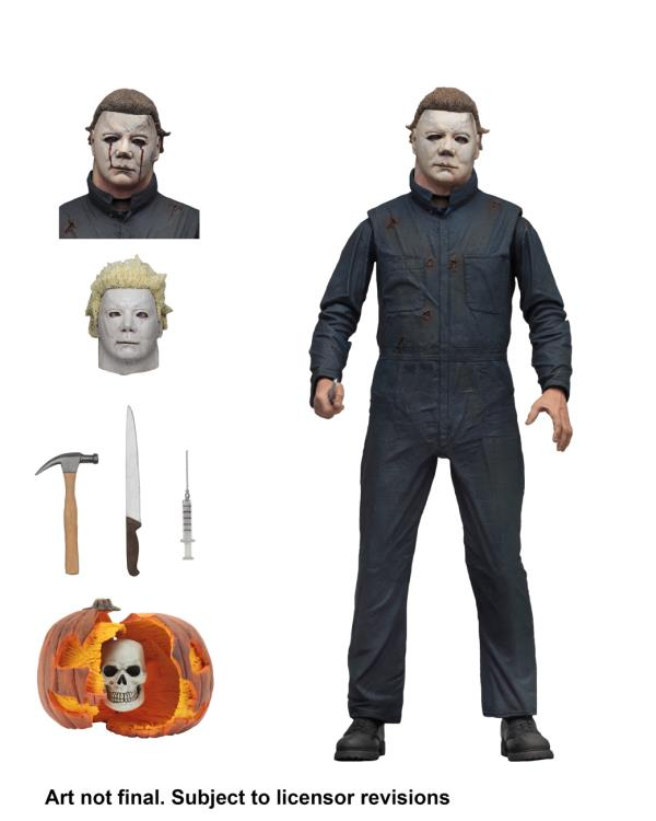 NECA Halloween II Ultimate Michael Myers
